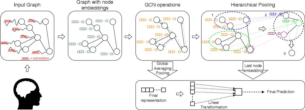 Figure 1 for Towards a predictive spatio-temporal representation of brain data