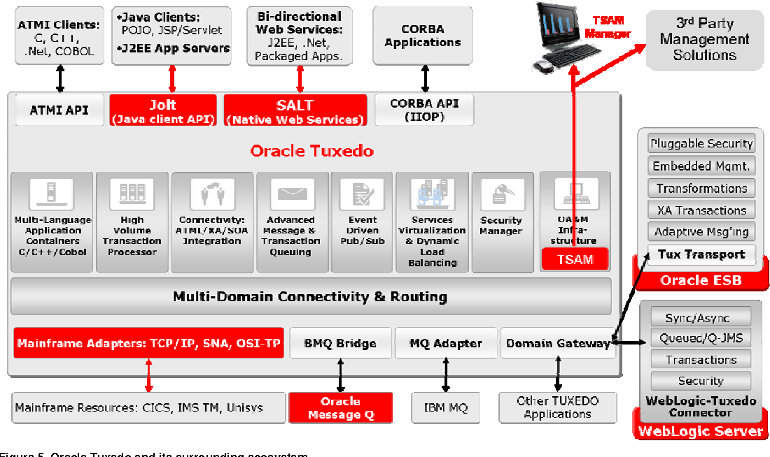 PDF] Mainframe Rehosting with Oracle Tuxedo: Accelerating Cost