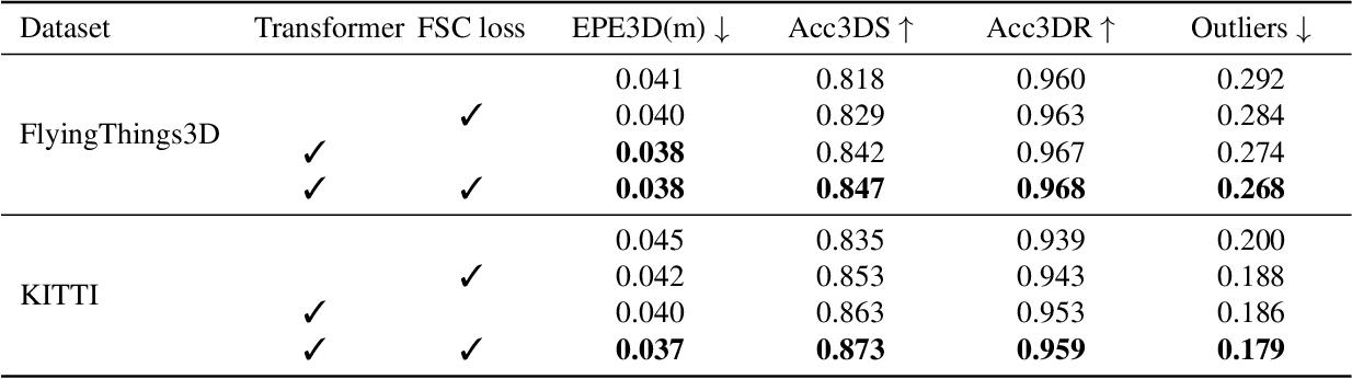 Figure 4 for SCTN: Sparse Convolution-Transformer Network for Scene Flow Estimation