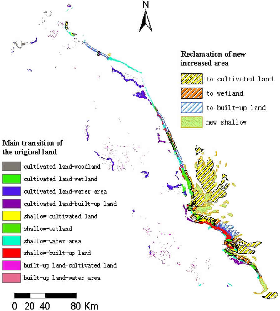 Figure 1 from Spatial Simulation of Land Use based on