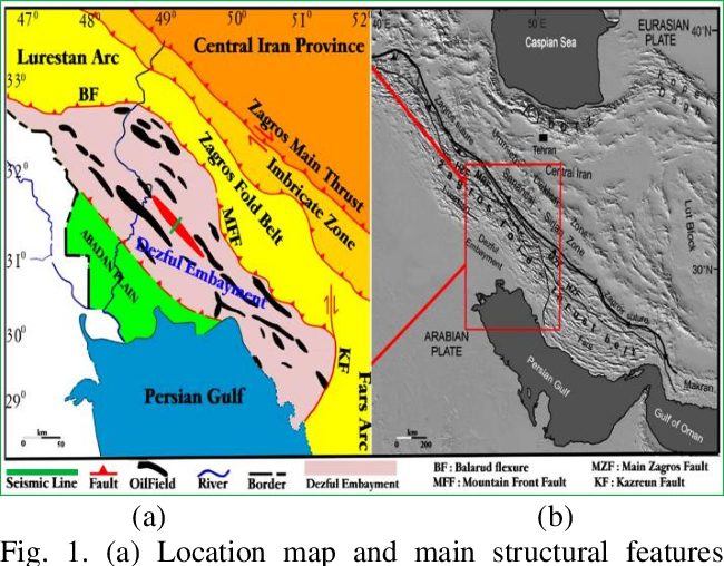 Figure 2 for Monitoring surface deformation over oilfield using MT-InSAR and production well data