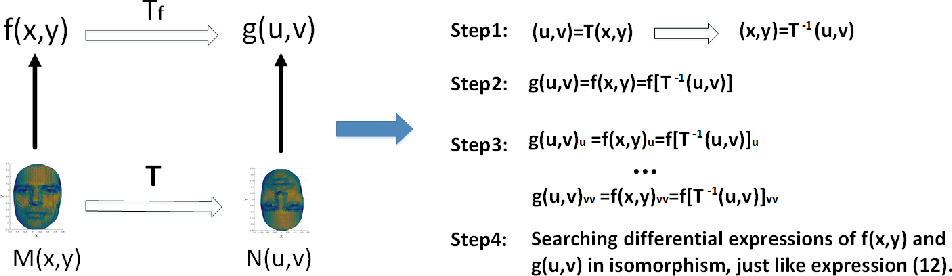Figure 1 for Differential and integral invariants under Mobius transformation