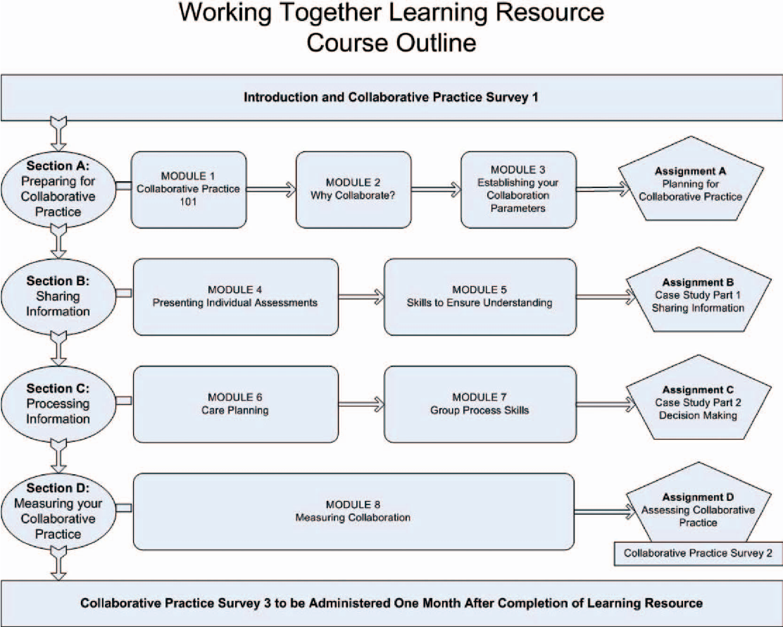interprofessional collaboration assignment