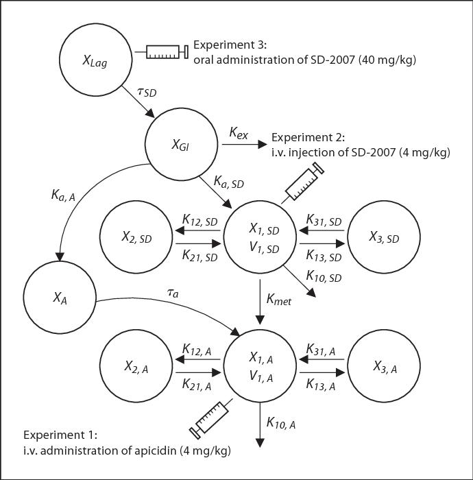 Population Pharmacokinetics Of A Novel Histone Deacetylase Inhibitor
