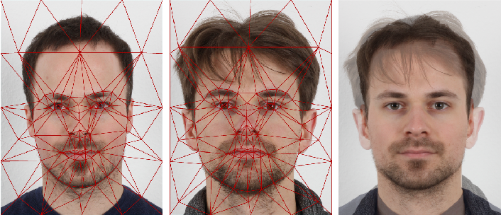 Figure 3 for Reflection Analysis for Face Morphing Attack Detection