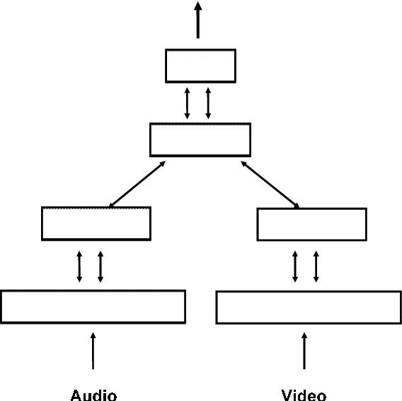 FIGURE 3.1-2 Multiple HTM networks