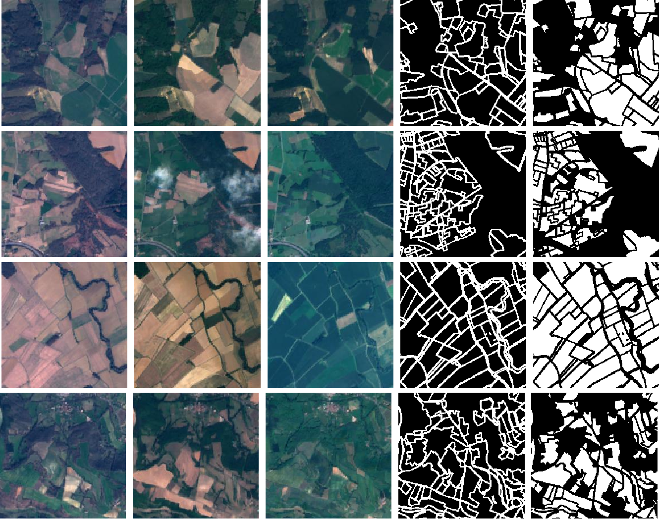 Figure 1 for Farmland Parcel Delineation Using Spatio-temporal Convolutional Networks