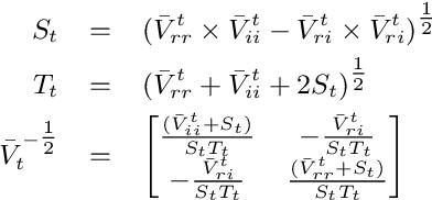 Figure 4 for Semi-supervised Complex-valued GAN for Polarimetric SAR Image Classification