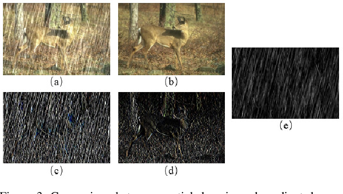 Figure 4 for Gradient Information Guided Deraining with A Novel Network and Adversarial Training