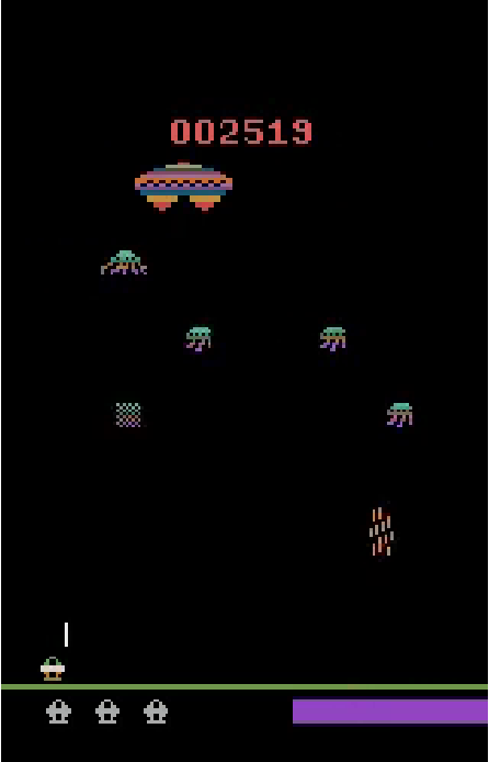 Figure 2 for Shielding Atari Games with Bounded Prescience