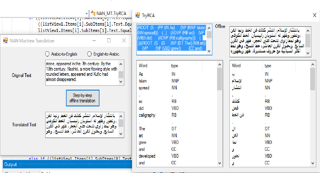 PDF] Extending a model for ontology-based Arabic-English